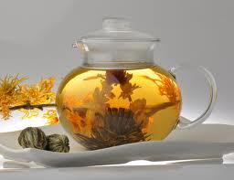 kwitnąca herbata
